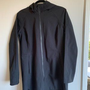 Lululemon Glyde Along Softshell Rain Jacket